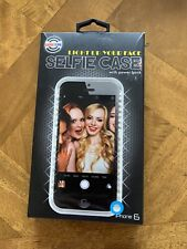 LED Selfie Phone Case LIGHT UP Instagram Cover For Apple iPhone 6/6s 7 & 8