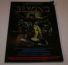 The Beyond Film Special Signed Ltd Edition Comic #250:500 1998 + Mint CD Fulci