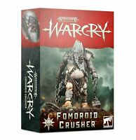 Warcry Fomoroid Crusher - Warhammer Age of Sigmar - Brand New! 111-36