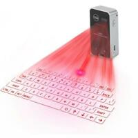 Laser Projection Bluetooth Virtual Keyboard Mouse for Smartphone Tablet Laptop