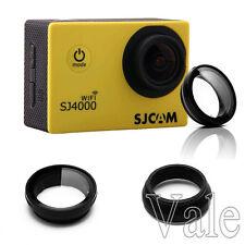 New Protective UV Lens Filter Ring Cover Glass Cap for SJCAM Sj4000 Sport Camera