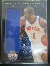 Amar'e Stoudemire 2012-13 Past & Present Gamers Jersey Relic #28 Knicks MK