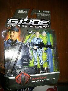 GI Joe - Rise of Cobra - Zartan - Master of Diguise