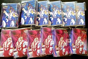 12x Pokemon Collectors Chest Tin Spring 2021 Mini Binders