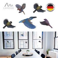 Gardigo Stickers native Birds Fensteraufkleber Vogelbild Abschreckung 1st.