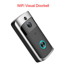 Wireless WiFi Smart Phone 720P DoorBell Visual Camera Door Bell Audio Recording