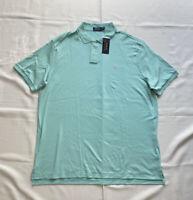 Polo Ralph Lauren Classic Fit Soft Touch Golf Polo Shirt Green NWT Men's XL