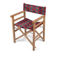 Energy Shift Designer Directors Chair, Handmade to order Sustainable Beech Wood