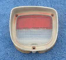 1973 74 75 CHEVY EL CAMINO BACK-UP LIGHT LENS RH PASSENGER #5965164 4