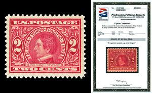 Scott 370 1909 2c Alaska-Yukon Issue Mint Graded XF 90 NH with PSE CERTIFICATE!