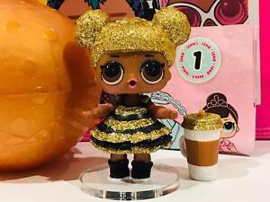 LOL Surprise QUEEN BEE SERIE 1 BAMBOLA GOLD ORO GIOCHI PREZIOSI ULTRA RARA DOLL