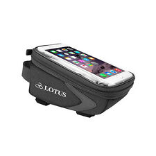 """Lotus SH-P25 Bike Bicycle 5.5"""" Cell Phone Top Tube Case Bag 600ml"""