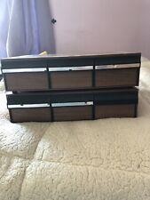 Cassette Case Boxes X2