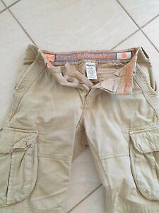 SuperDry Cargo Shorts size 30
