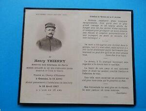 POILU MILITAIRE MEDECIN AUXILIAIRE 101 RGT ARTILLERIE CRAONNE JONCHERY 1917 WWI