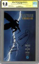 Batman The Dark Knight Returns #1-1ST CGC 9.8 SS 1986 1406038022