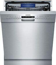 SIEMENS SN436S01KE iQ300 Unterbaugerät Geschirrspüler inkl. Sockelblech / Edelst