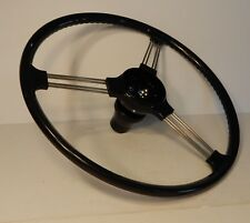 New Reproduction Adjustable Steering Wheel Austin Healey 100-6 3000 1956-68