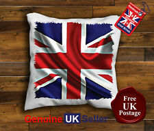 Union Jack Cushion Cover, Union Jack Cushion, Union Flag, British Flag Cushion