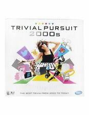 NEW Hasbro Board Games Trivial Pursuit 2000's