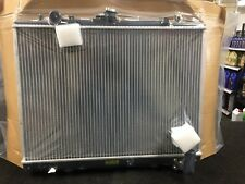 BRAND NEW RADIATOR MITSUBISHI L200 K74 2.5TD 4D56 1996-2006 MANUAL GEARBOX
