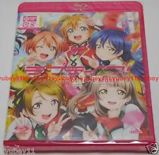 Love Live The School Idol Movie Regular Edition Blu-ray Japan English Subtitles