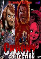 Chucky Collection (Extended Edition) (Child's Play 2, 3 and Bride of Chucky) VR.