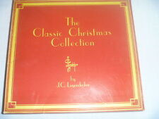 Royal Cornwall Classic Christmas Collection Plates Excellent Condition