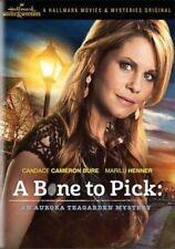 a Bone to Pick an Aurora Teagarden Mystery (candace Cameron Bure) R1 DVD