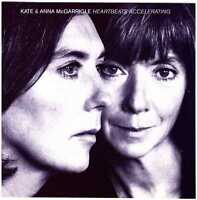 KATE & ANNA McGARRIGLE Heartbeats Accelerating CD Folk-Rock