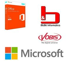 Microsoft Office Home and Business 2016 Box pack 1PC 32/64bit Italiano T5D-02801