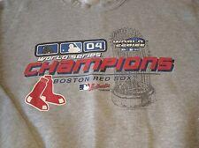 boston red sox '04 world series sweatshirt