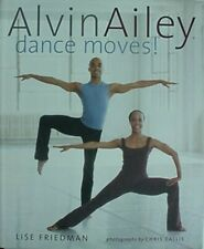 ALVIN AILEY DANCE MOVES! BIG 2003 BOOK