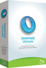 Nuance OmniPage Ultimate 19.0 International English Educational Ovl Omnipage19ed