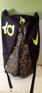 Nike KD VIII Max Air Backpack Kevin Durant Black Volt BA5067 017 pre-owned FS
