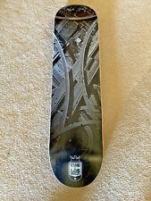 Dc Shoes Skateboard Deck King Of Los Angeles 2007 Rare Nos Deck