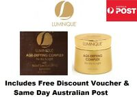 LUMINIQUE Age-Defying Complex Day And Night ANTI AGEING MOISTURISER Hydroxatone