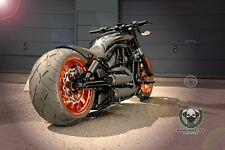 Jack Lomaxx Sleek Airboxcover für Harley  VRSC VRod V-Rod Nightrod ORGINAL