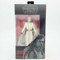 Star Wars Black Series - LUKE SKYWALKER (JEDI MASTER) #46 - 6-inch Action Figure