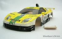 "USED Junk Defect KYOSHO MINI-Z ASC Body "" TAKATA DOME NSX 2003 JGTC """