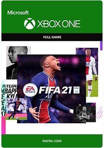 FIFA 21 (Microsoft Xbox One / Series X) - Digital Code