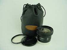 MINOLTA AF 20mm F2.8 Wide Angle Lens for Sony Alpha Mount - Very Clean