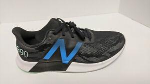 New Balance 890 V6 Running Shoes, Black, Men's 11 Wide