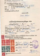 THAILAND: Revenues on document. (49).