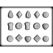 Fancy Pieces Hard Candy Mold CK #8H-5105 NEW
