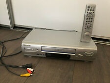 New ListingPanasonic Pv-V4603S Vcr Player Vhs Video Cassette Recorder With Remote Pristine