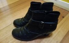 NEW NATURAL COMFORT WOMENS COMFORTABLE  LEATHER ANKLE BOOTS euro 42