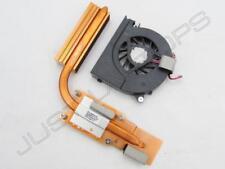 Genuine HP Compaq 446920-001 6043B002470 443917-001 6033B0009501 Disipador Térmico & Ventilador