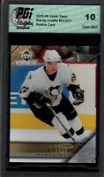 Sidney Crosby 2005 Upper Deck #DCSC1 Rookie Card PGI 10