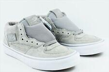 9a997de605 Vans Half Cab Pro 25th Anniversary Mens Size 8 Skate Shoes Suede Silver